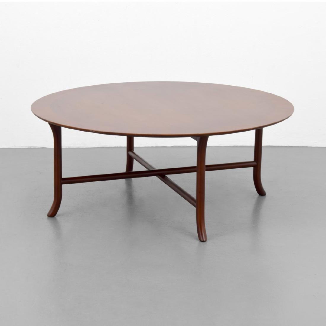 T.H. Robsjohn-Gibbings Splayed Leg Coffee Table