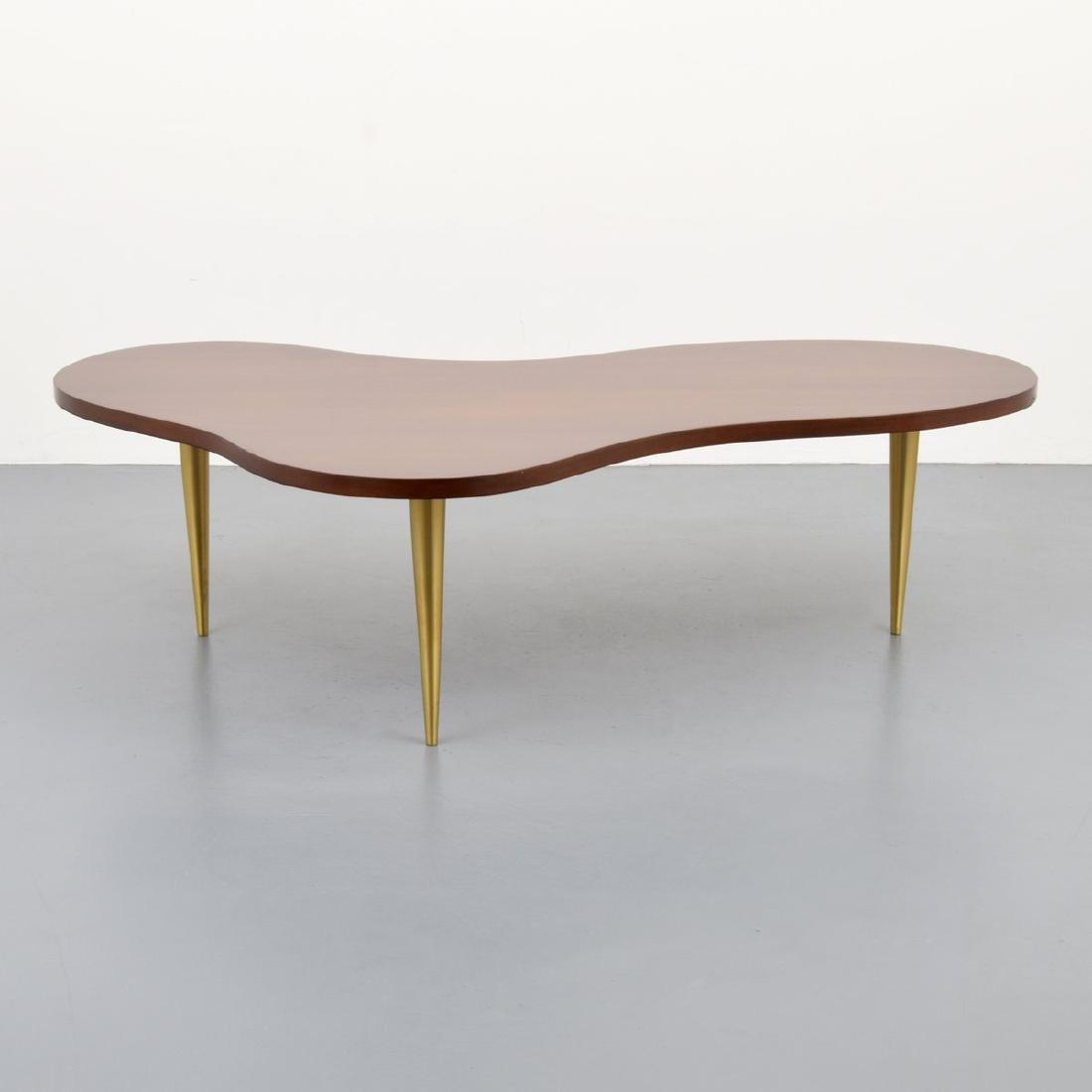 T.H. Robsjohn-Gibbings Biomorphic Coffee Table - 9