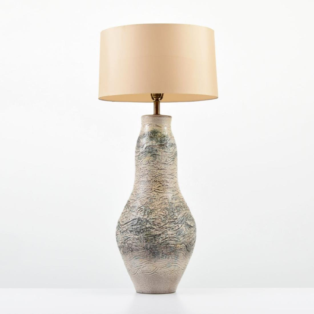 Massive Modern Table Lamp - 10