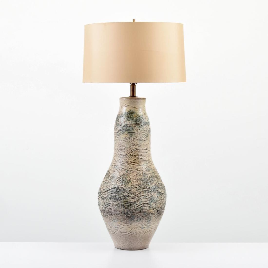 Massive Modern Table Lamp