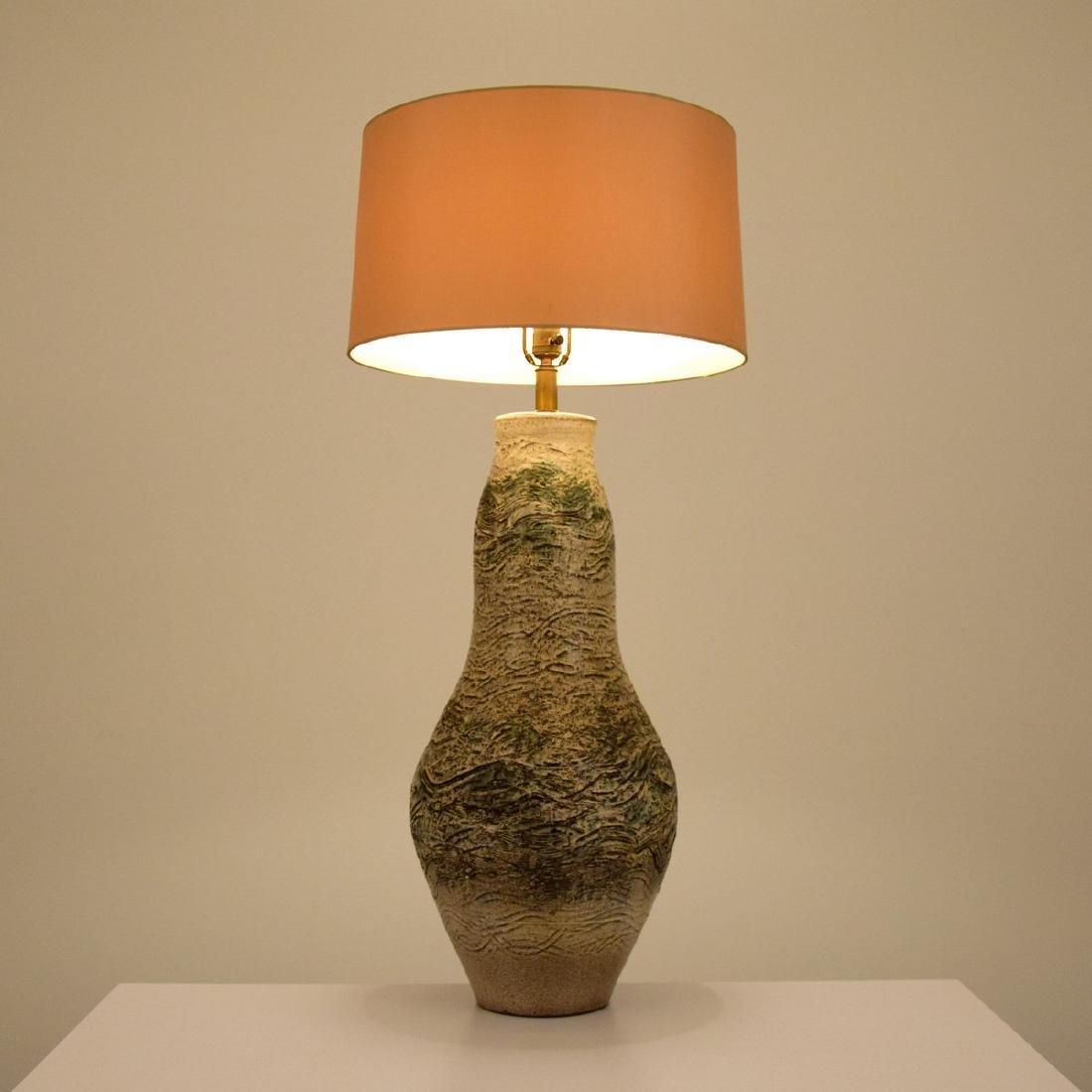 Massive Modern Table Lamp - 5