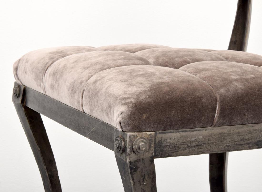 4 Klismos Chairs, Manner of T.H. Robsjohn-Gibbings - 10
