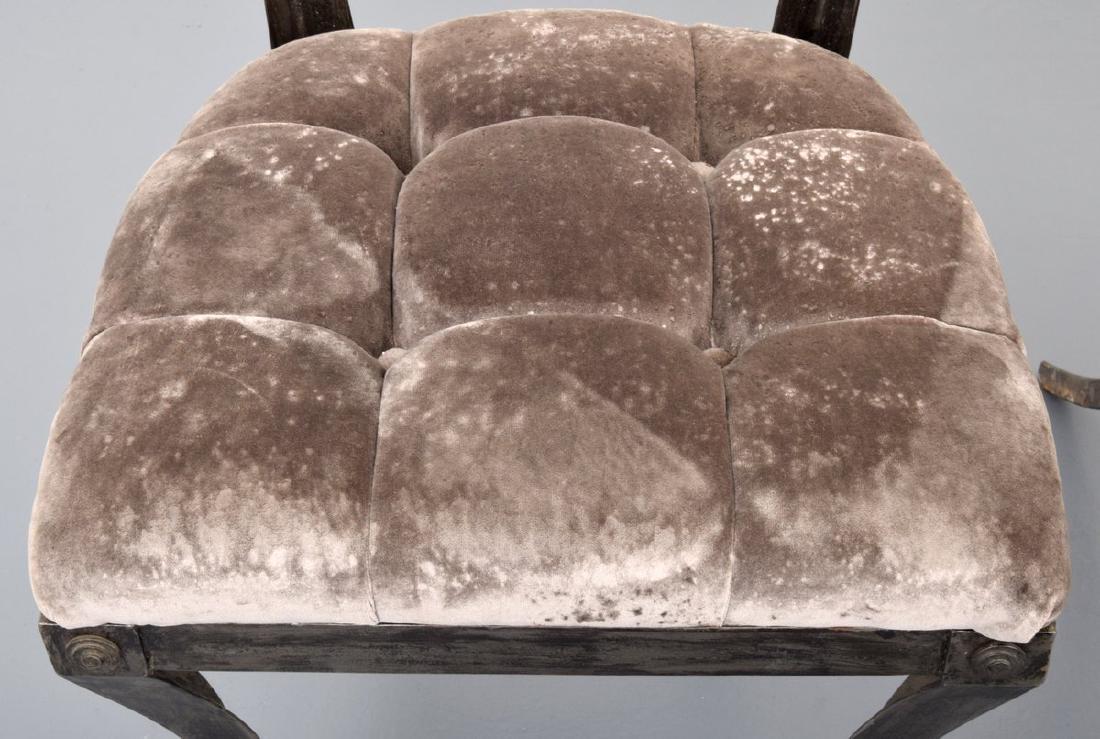 4 Klismos Chairs, Manner of T.H. Robsjohn-Gibbings - 4