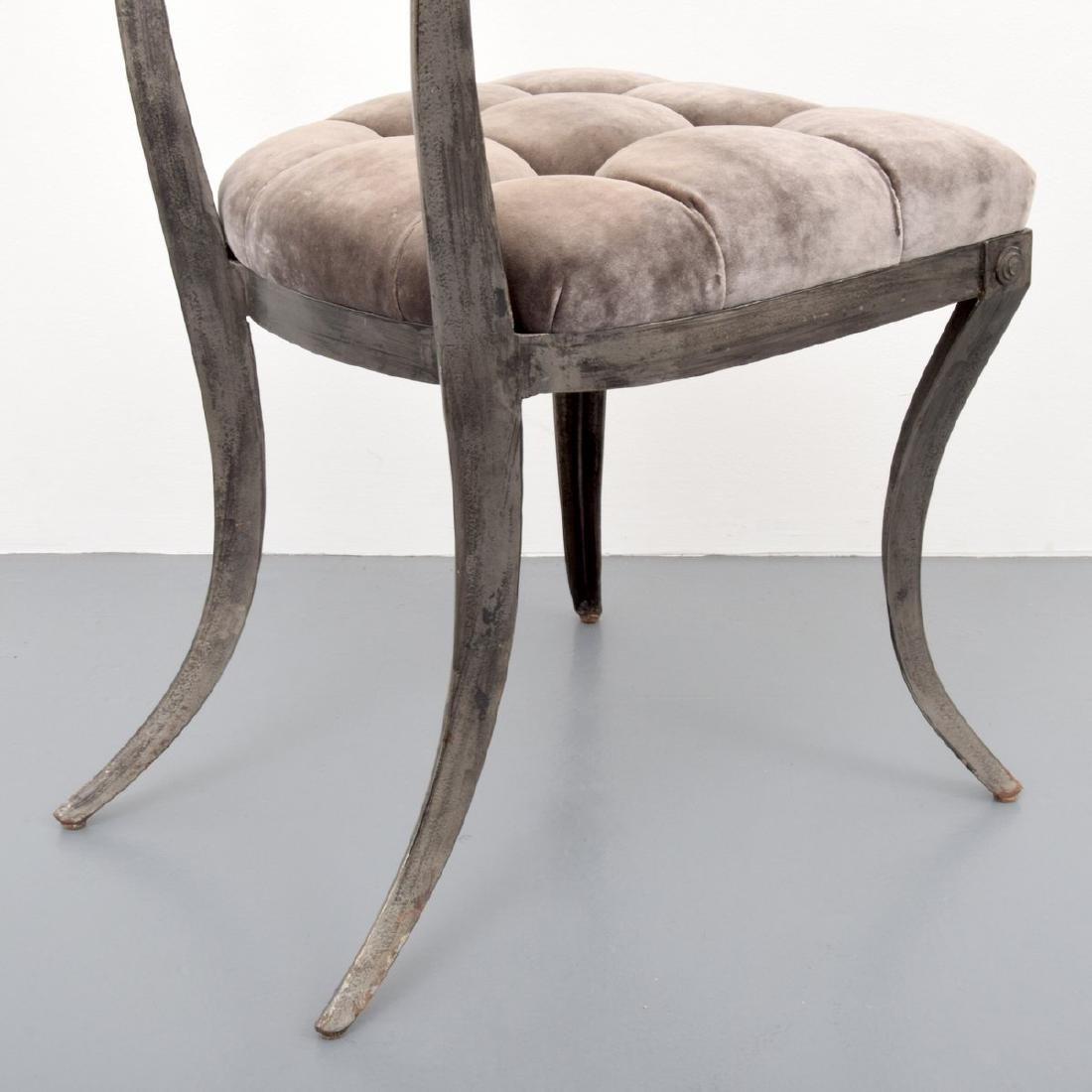 4 Klismos Chairs, Manner of T.H. Robsjohn-Gibbings - 6