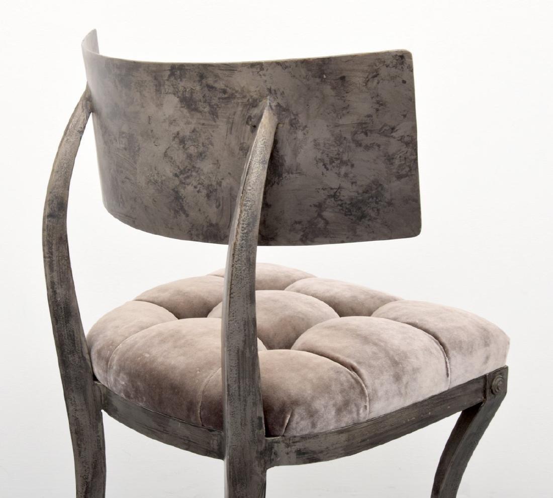 4 Klismos Chairs, Manner of T.H. Robsjohn-Gibbings - 7