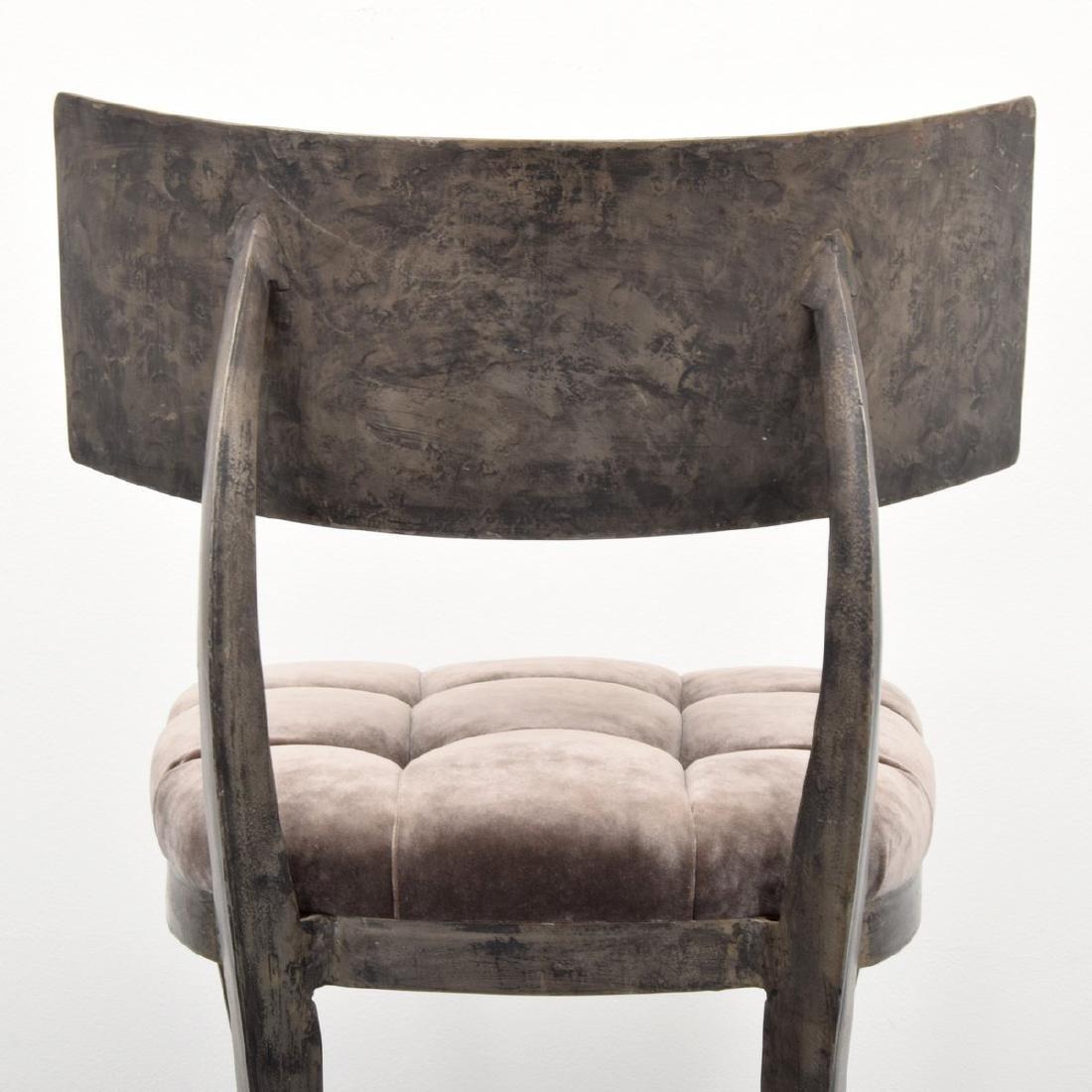 4 Klismos Chairs, Manner of T.H. Robsjohn-Gibbings - 8