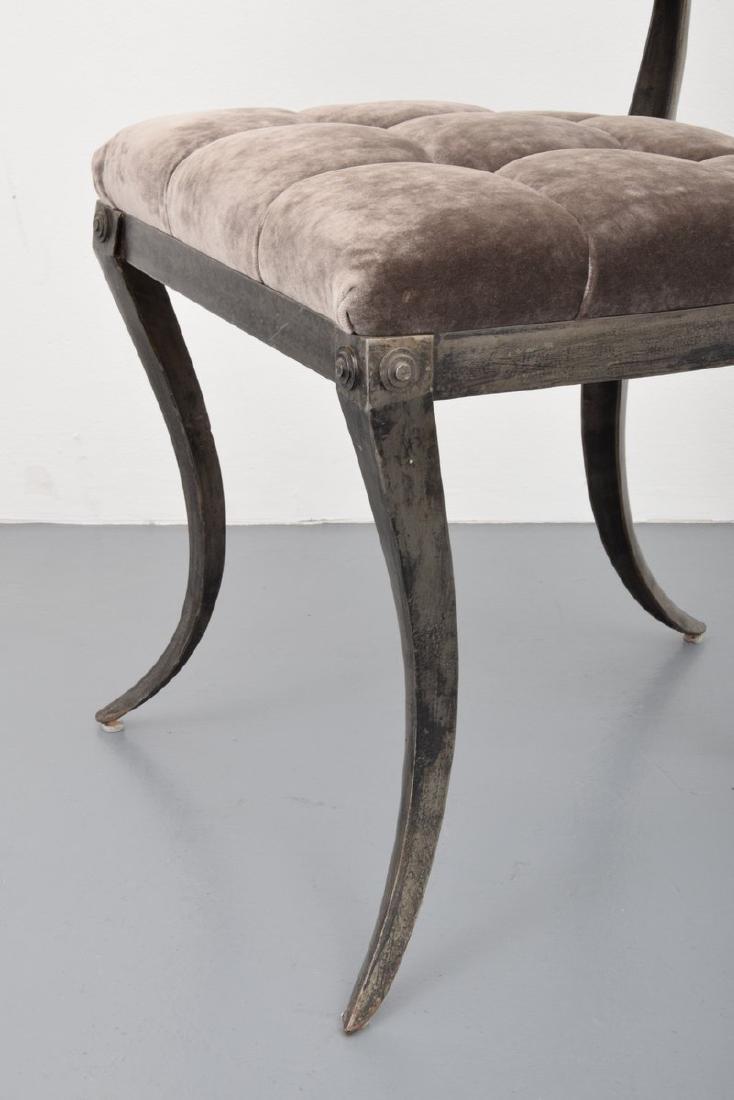 4 Klismos Chairs, Manner of T.H. Robsjohn-Gibbings - 9