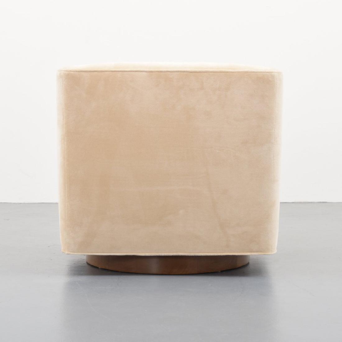 Edward Wormley Swivel Lounge Chair - 4