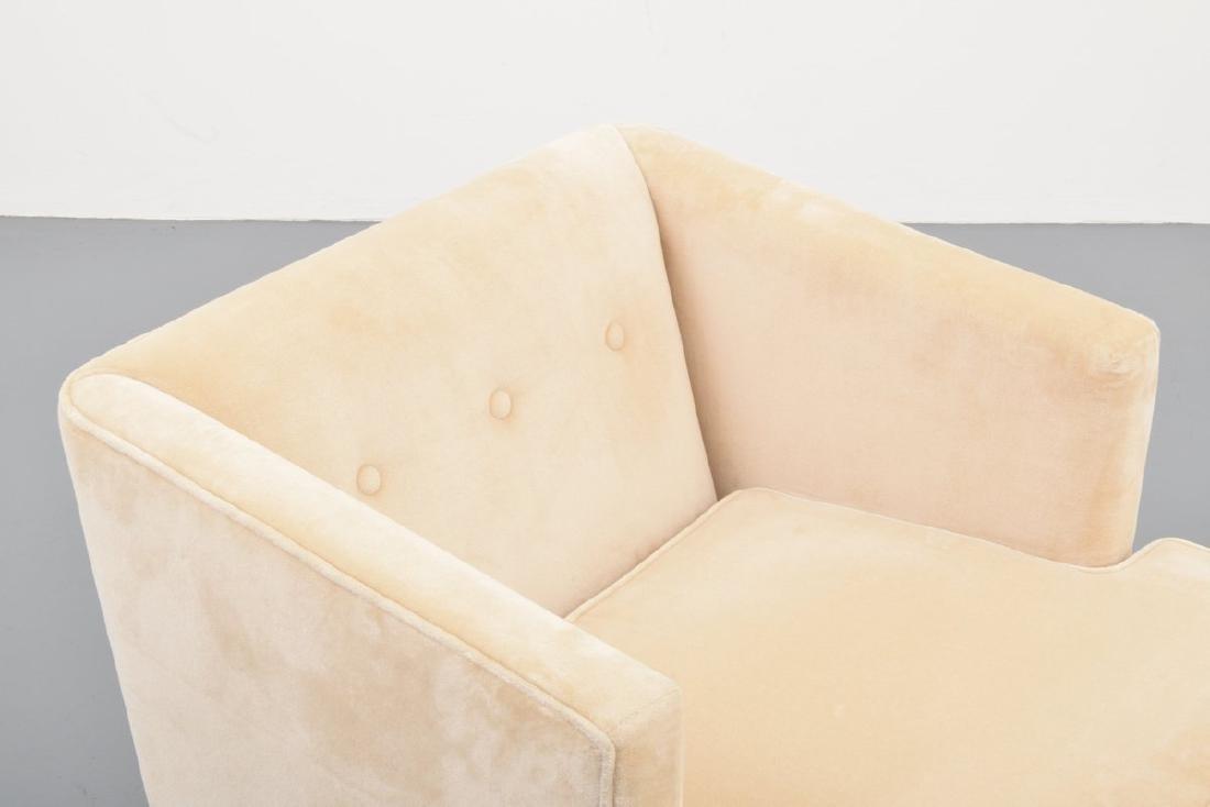 Edward Wormley Swivel Lounge Chair - 6