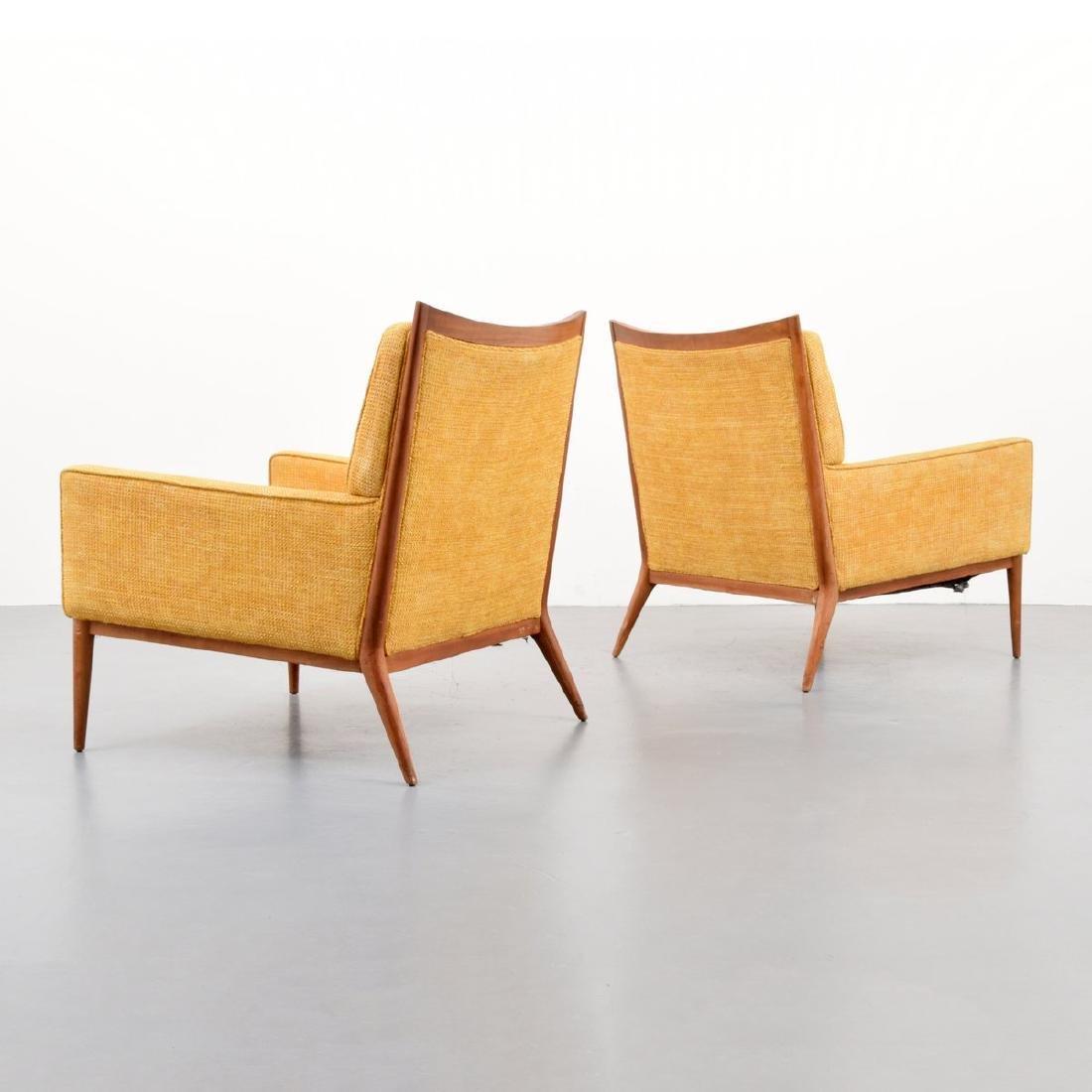 Pair of Paul McCobb Lounge Chairs - 10