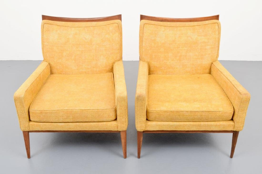 Pair of Paul McCobb Lounge Chairs - 8