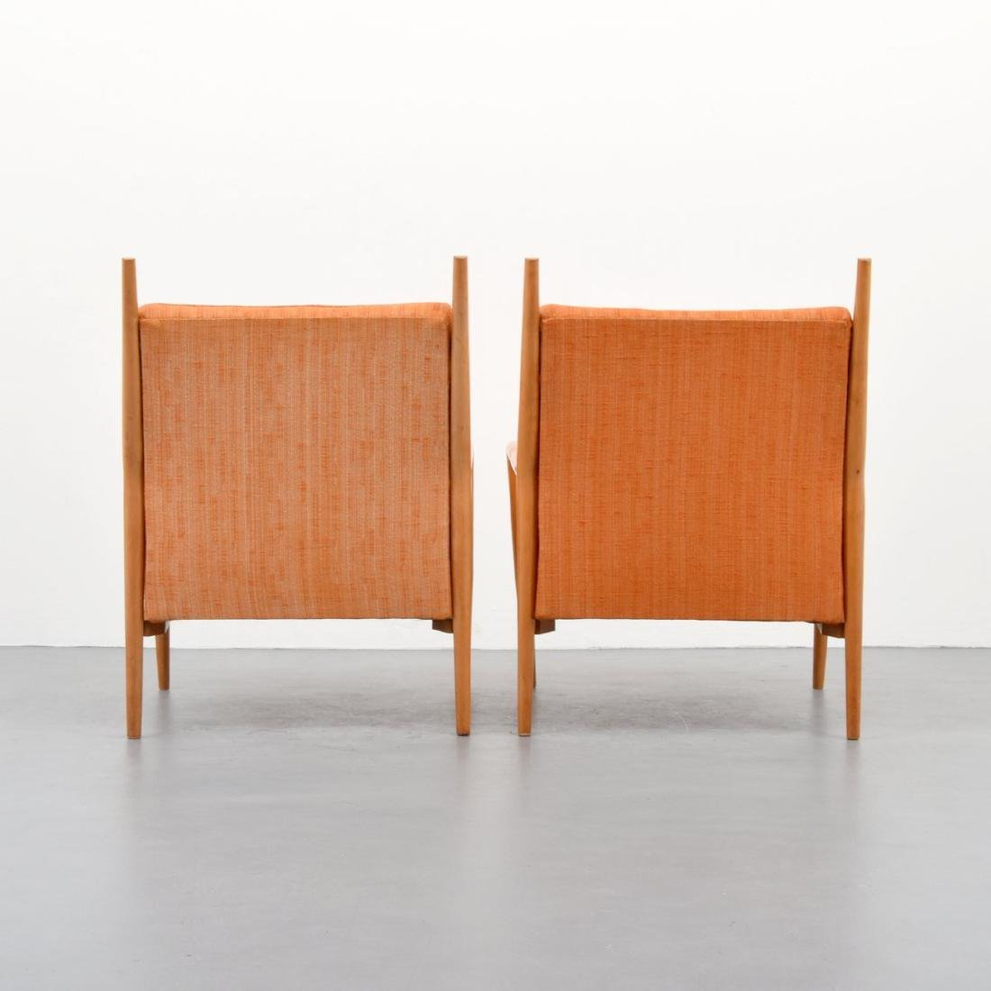 Pair of Paul McCobb Lounge Chairs - 3
