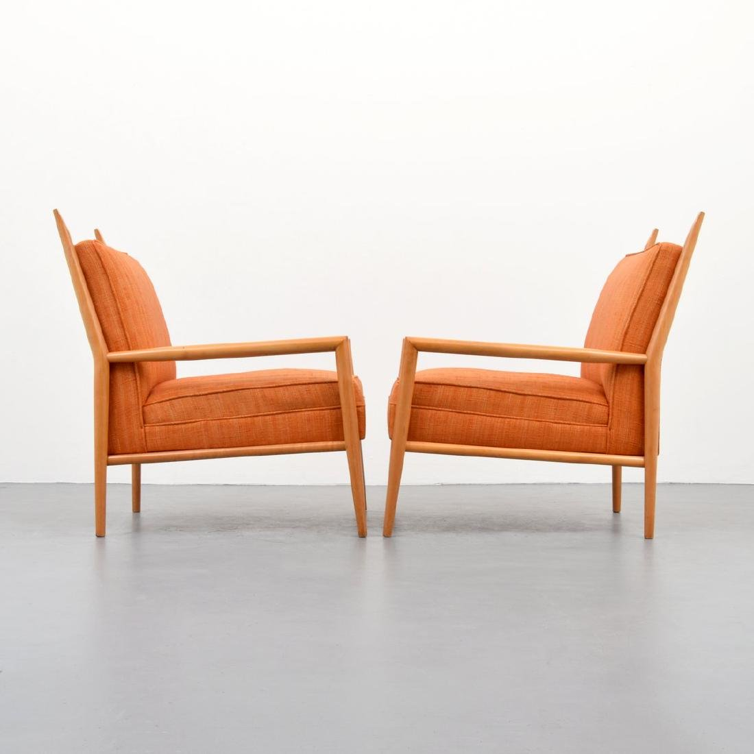 Pair of Paul McCobb Lounge Chairs - 4