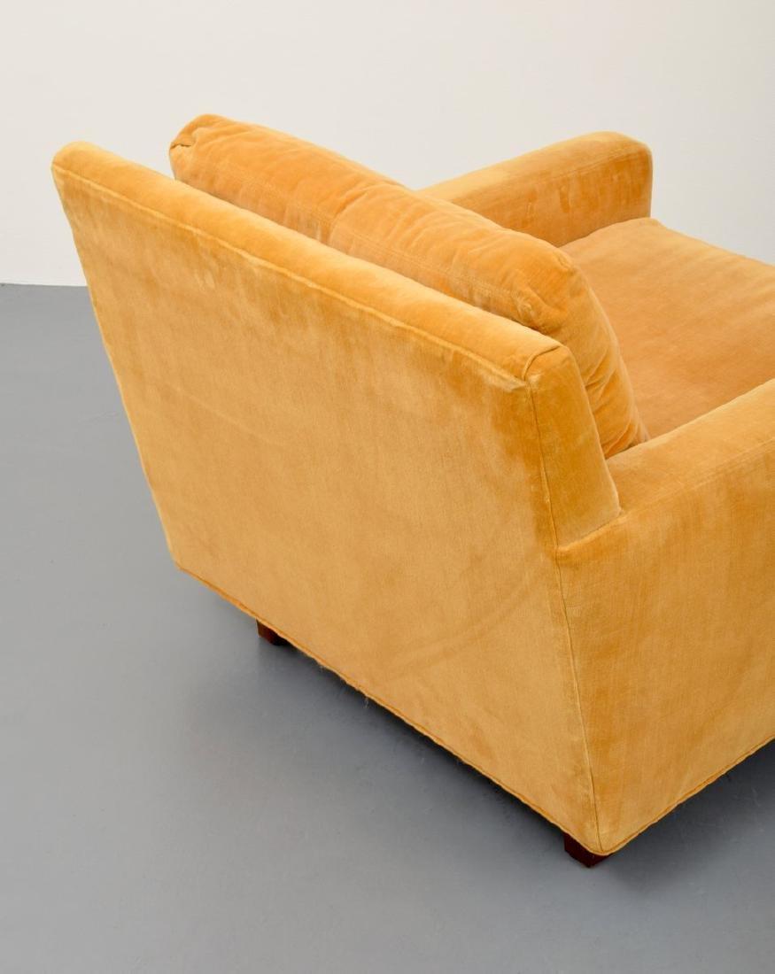 Pair of Milo Baughman Lounge Chairs - 5