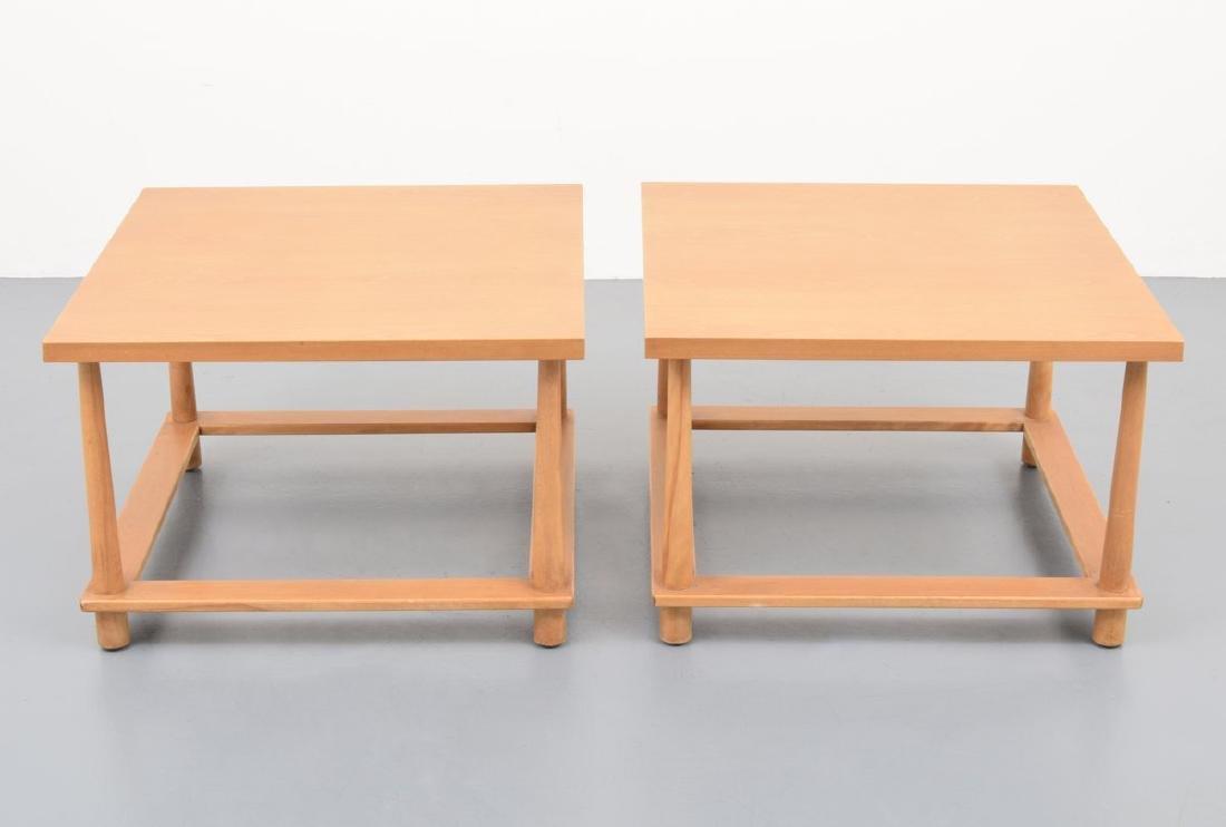 Pair of T.H. Robsjohn-Gibbings Occasional Tables - 2