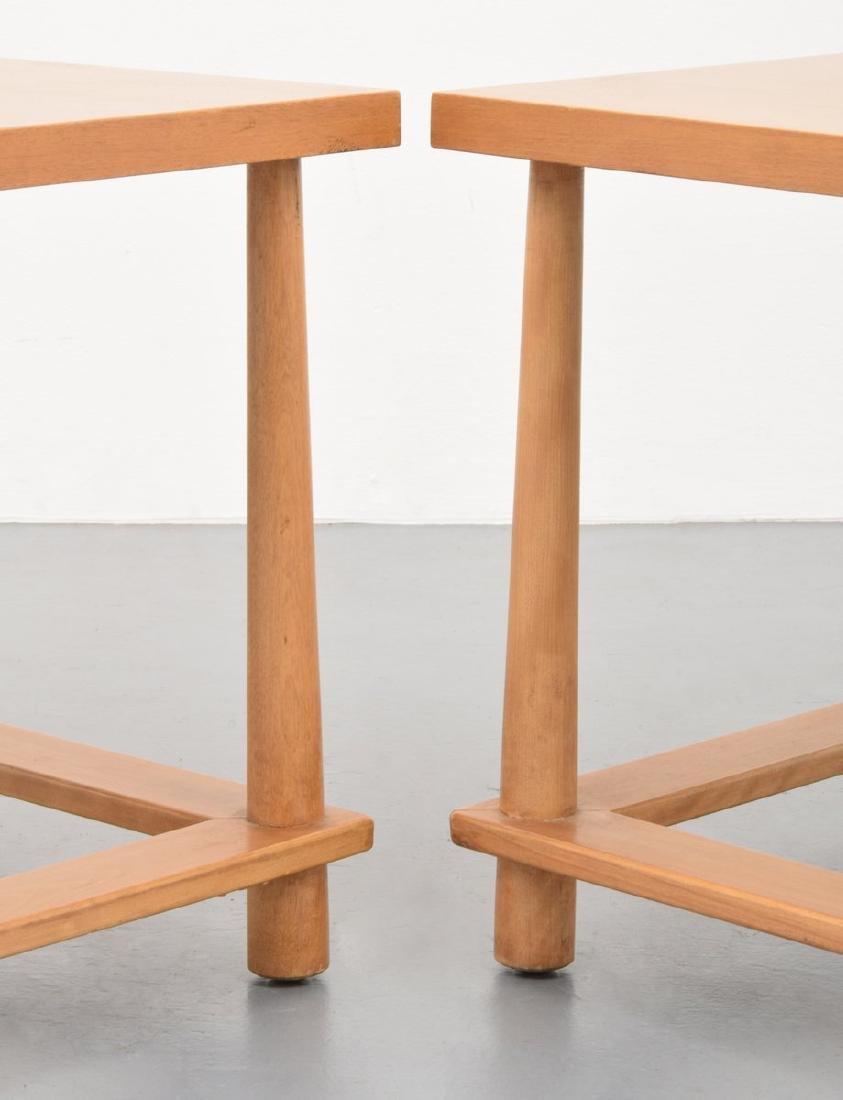 Pair of T.H. Robsjohn-Gibbings Occasional Tables - 5