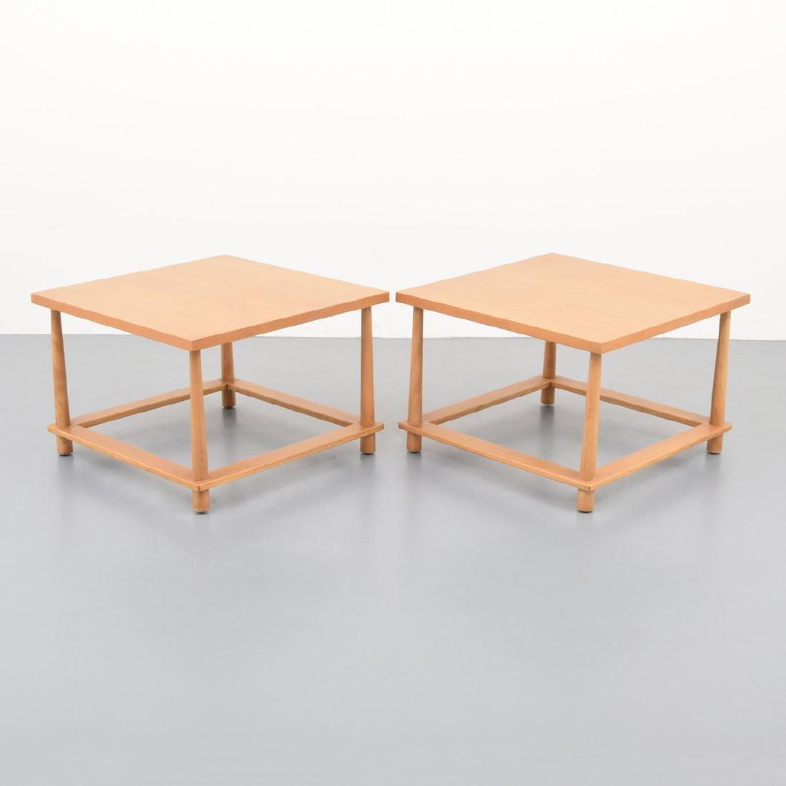 Pair of T.H. Robsjohn-Gibbings Occasional Tables - 9