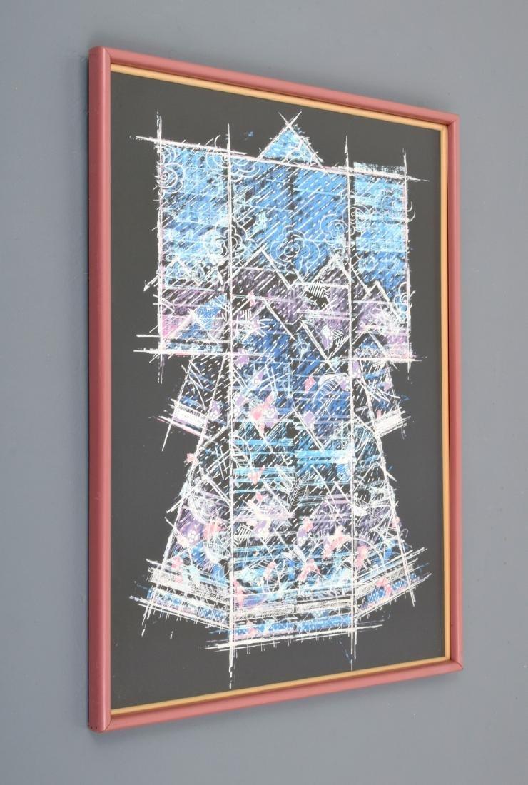 3 William Gatewood Lithographs - 9