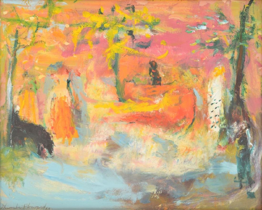 Humbert Howard Painting