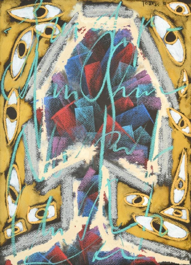 Philip Tsiaras Painting