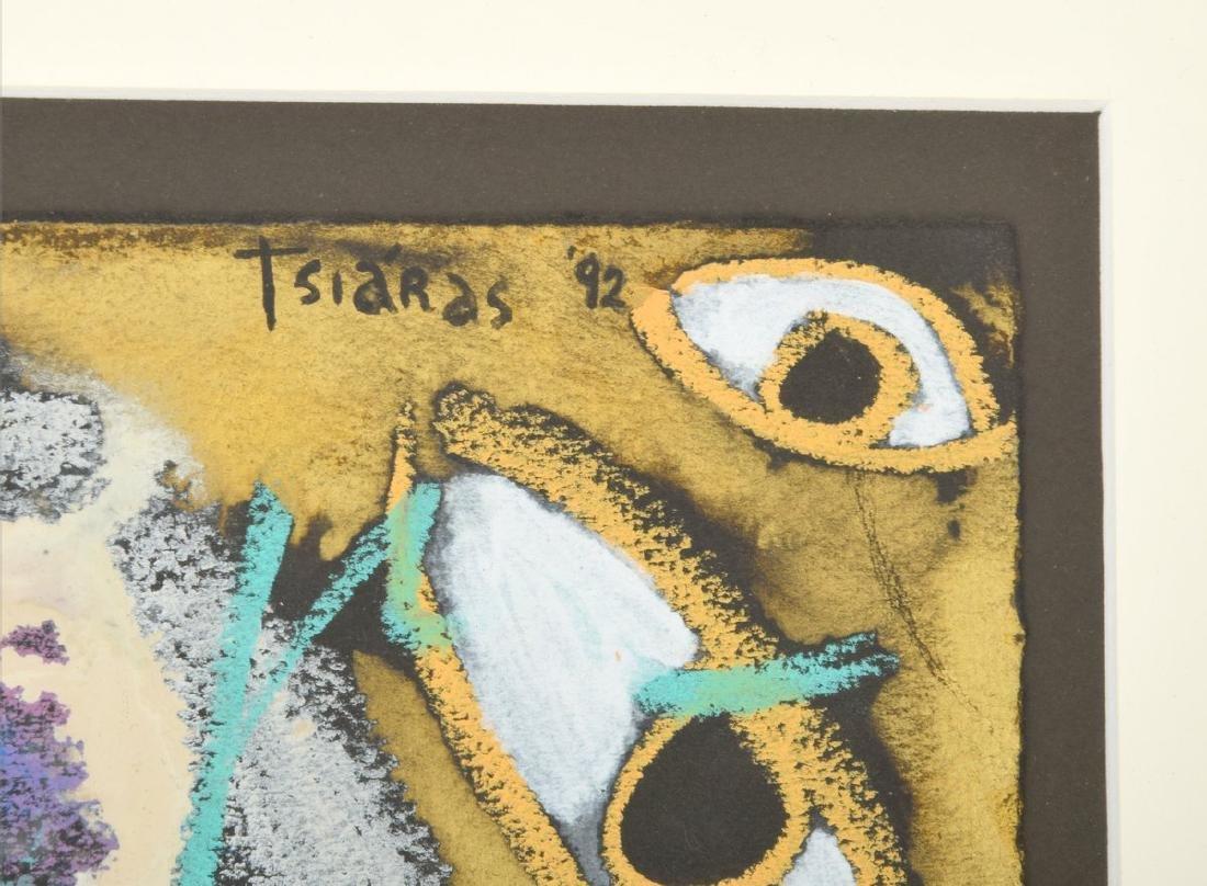 Philip Tsiaras Painting - 5