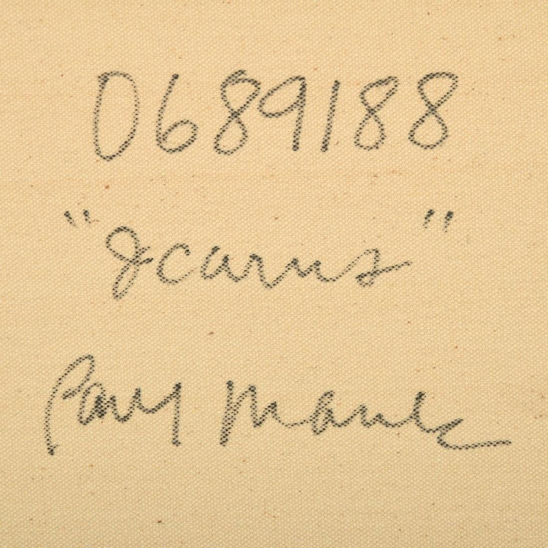 Large Paul Manes Painting - 4