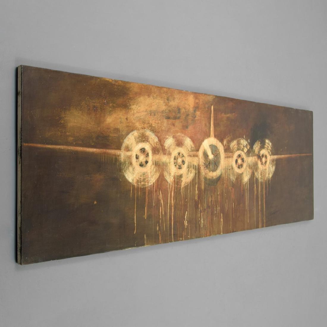 Large Paul Manes Painting - 5