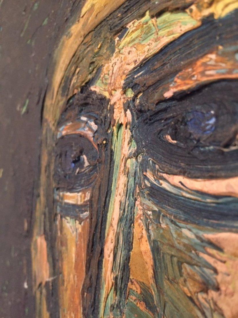 Francis Newton Souza Nude Figural Painting - 10