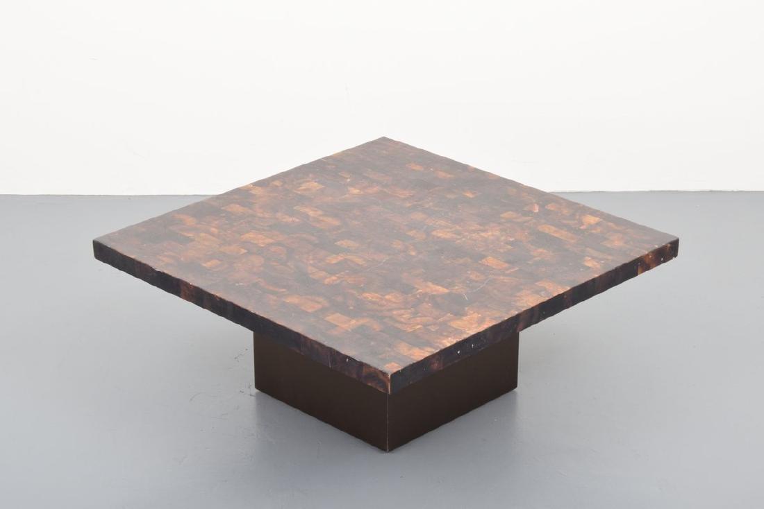 Horn Coffee Table, Manner of Karl Springer - 9