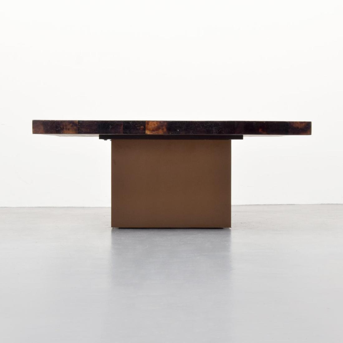 Horn Coffee Table, Manner of Karl Springer - 3