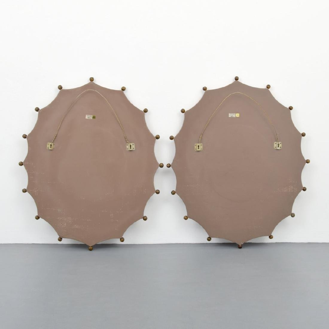 Pair of Mirrors, Manner of Karl Springer - 4