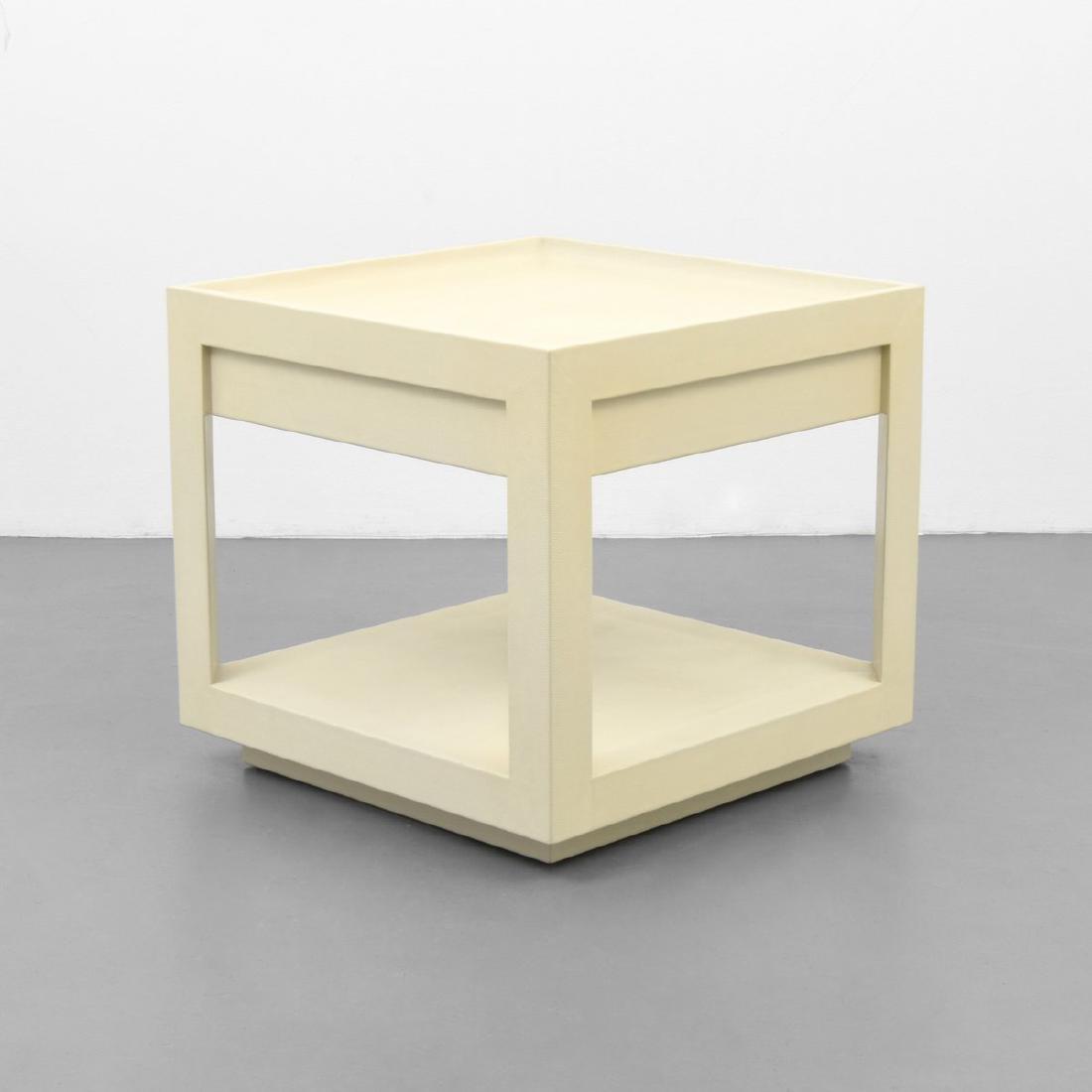 Occasional Table, Manner of Karl Springer