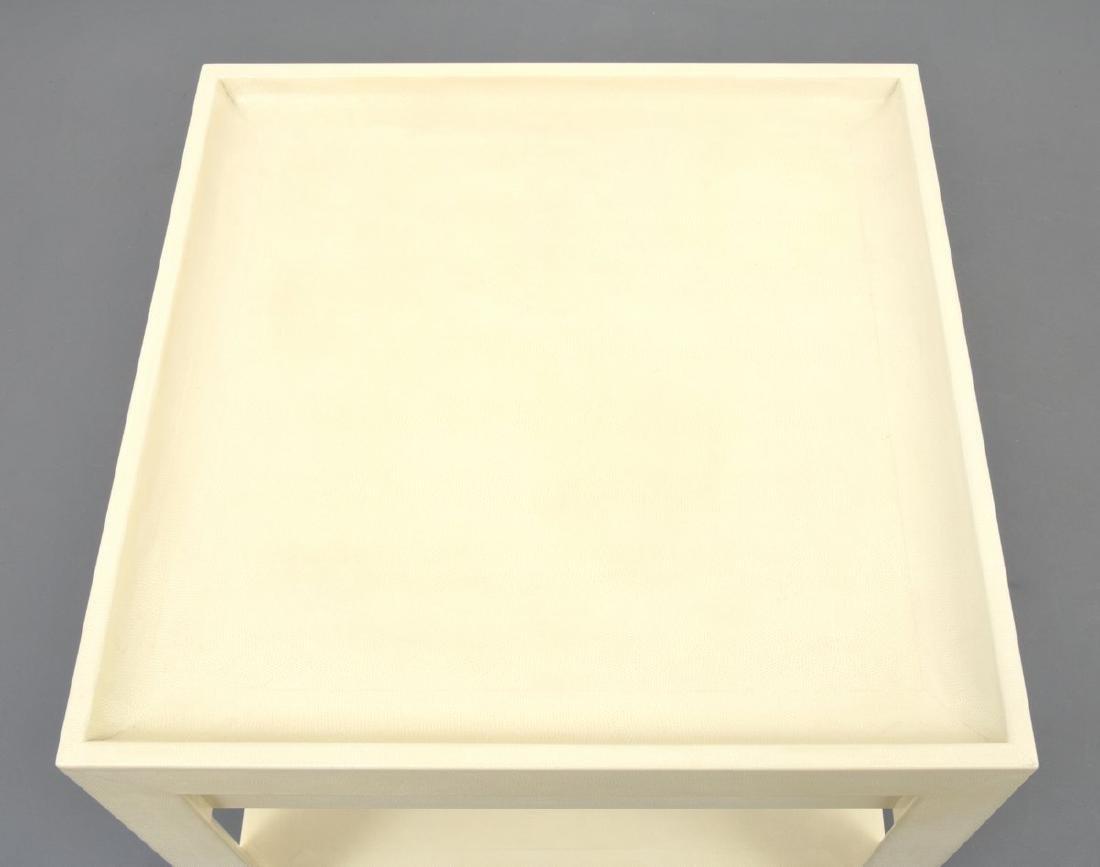 Occasional Table, Manner of Karl Springer - 2