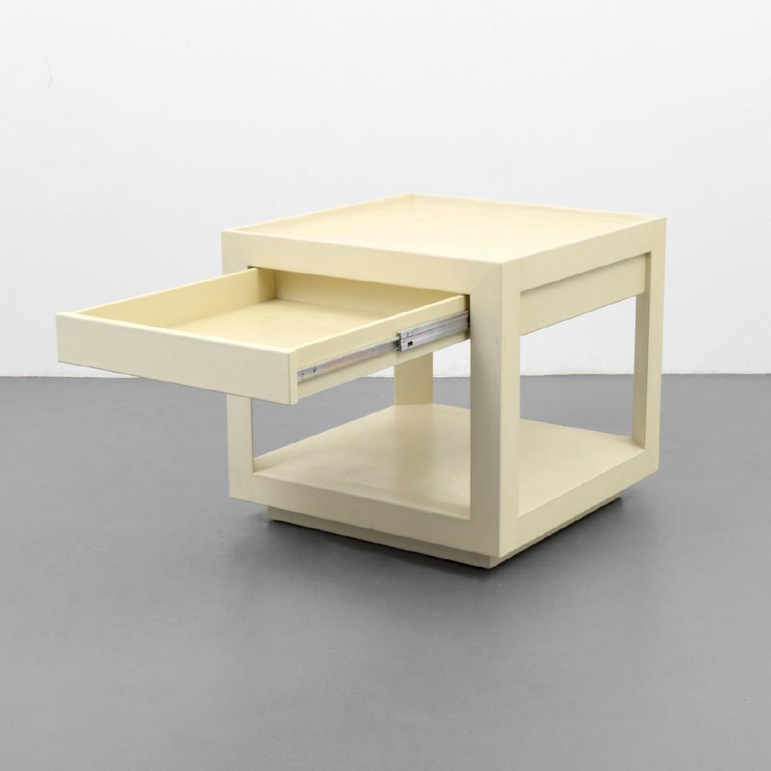 Occasional Table, Manner of Karl Springer - 4