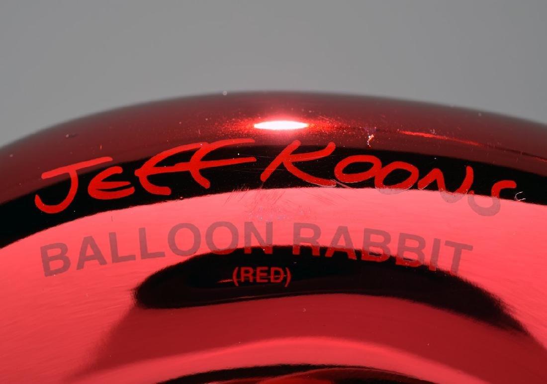 Jeff Koons BALLOON RABBIT/MONKEY/SWAN Sculptures - 9