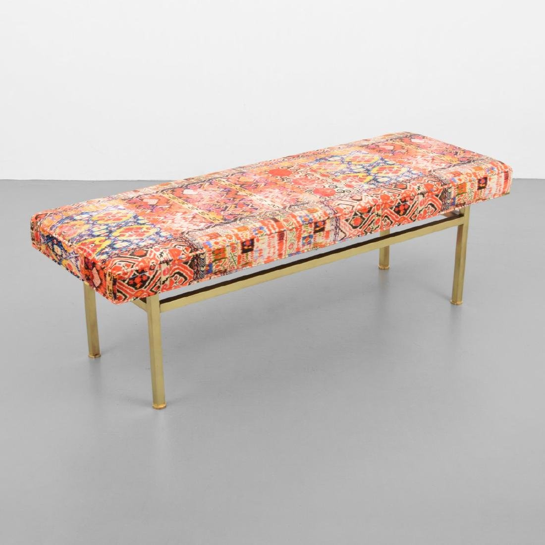 Large Bench Attributed to Harvey Probber