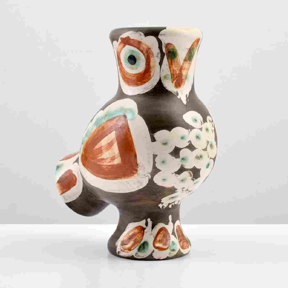 Pablo Picasso CHOUETTE Vase/Vessel (A.R. 542)