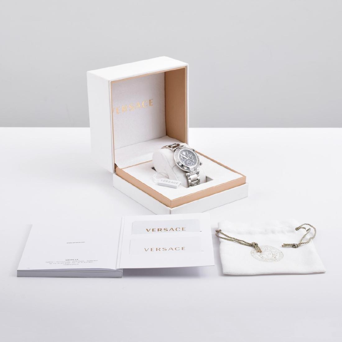Versace REVIVE Chronograph Watch - 4