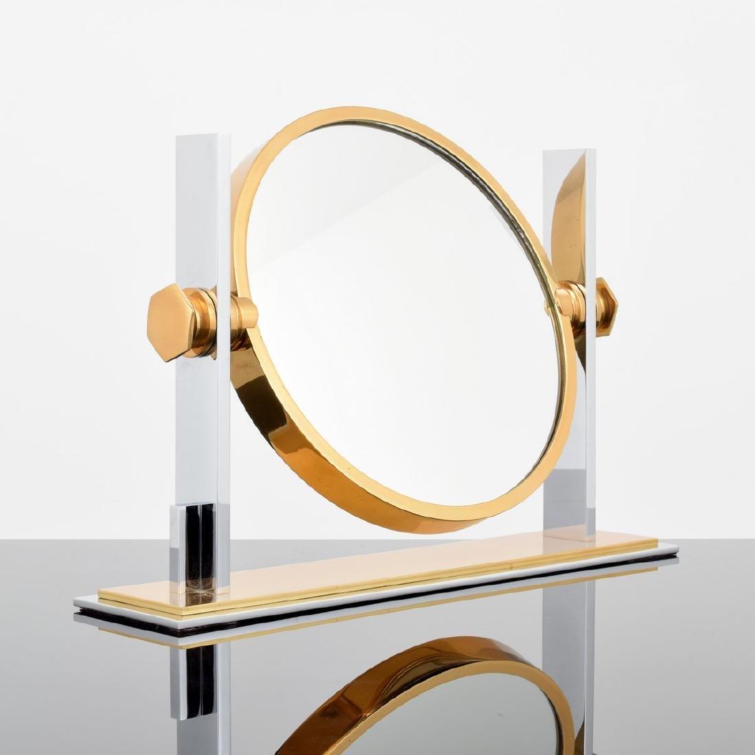 Karl Springer Vanity Mirror - 10