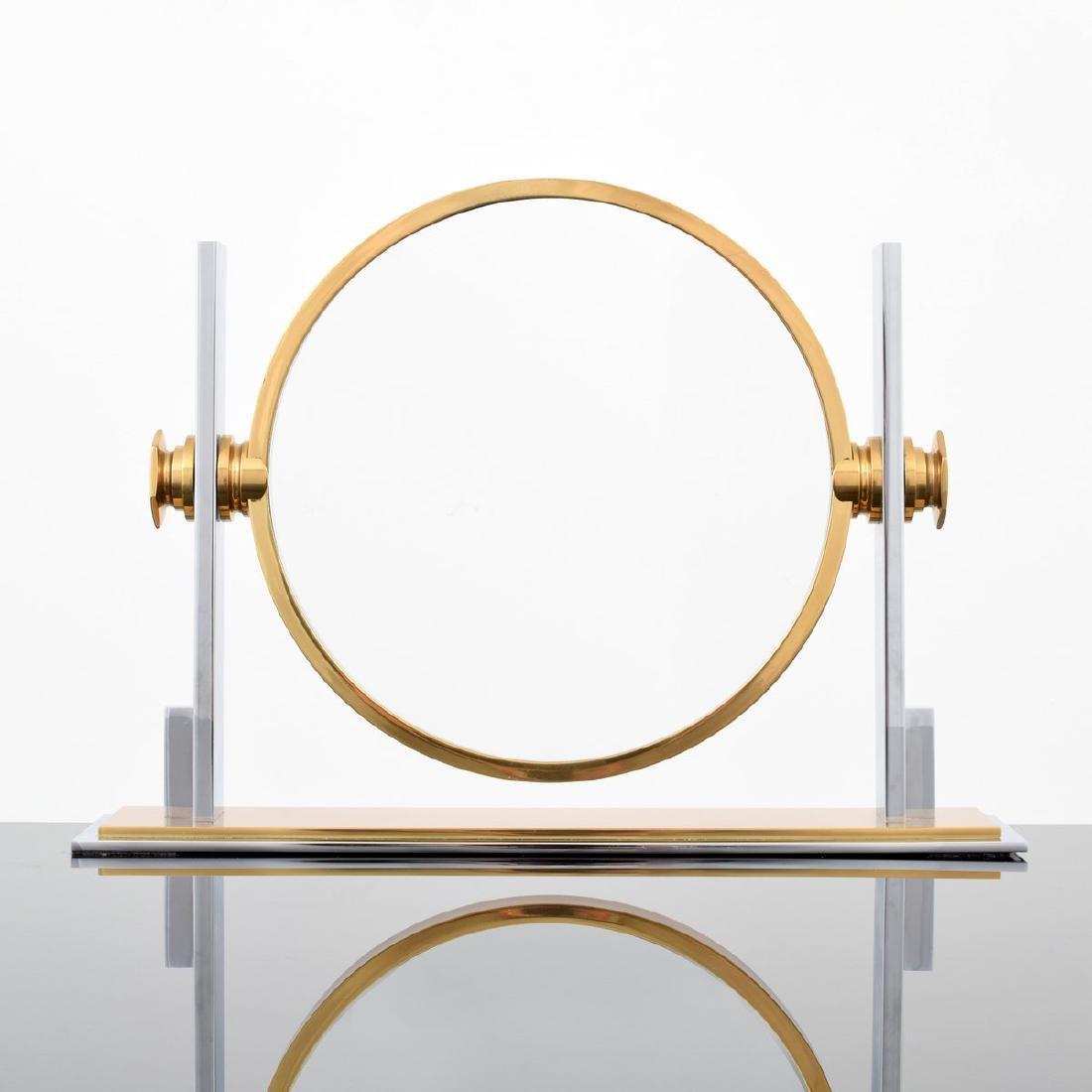 Karl Springer Vanity Mirror - 6