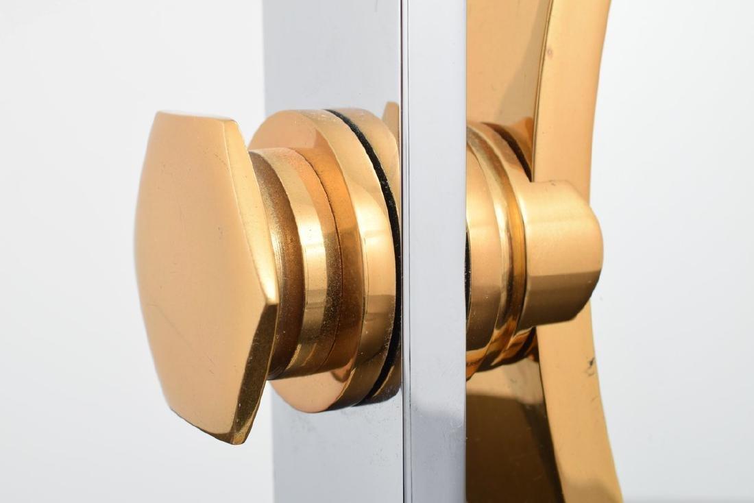 Karl Springer Vanity Mirror - 7