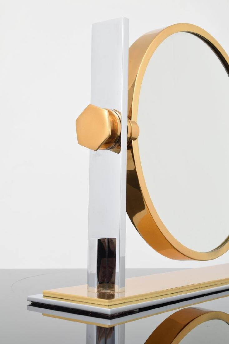 Karl Springer Vanity Mirror - 8