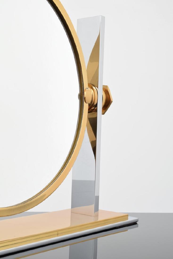 Karl Springer Vanity Mirror - 9