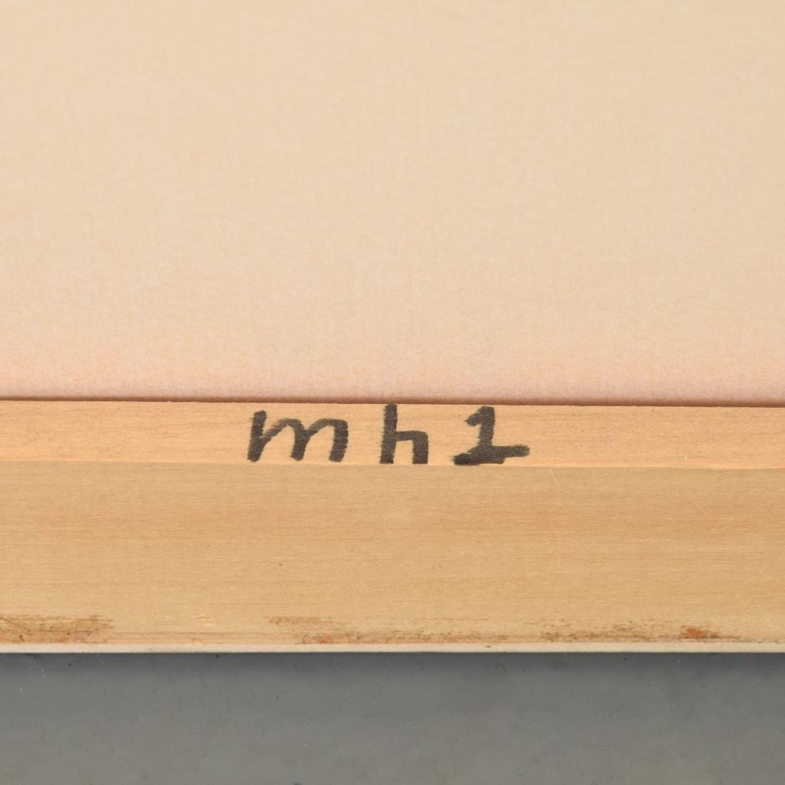 Richard Kemble BEACH Woodcut - 2