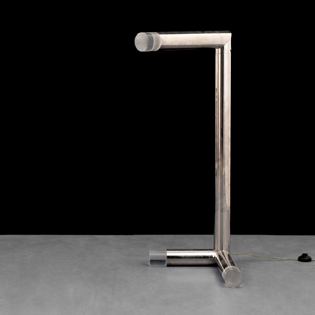 Karl Springer Floor Lamp