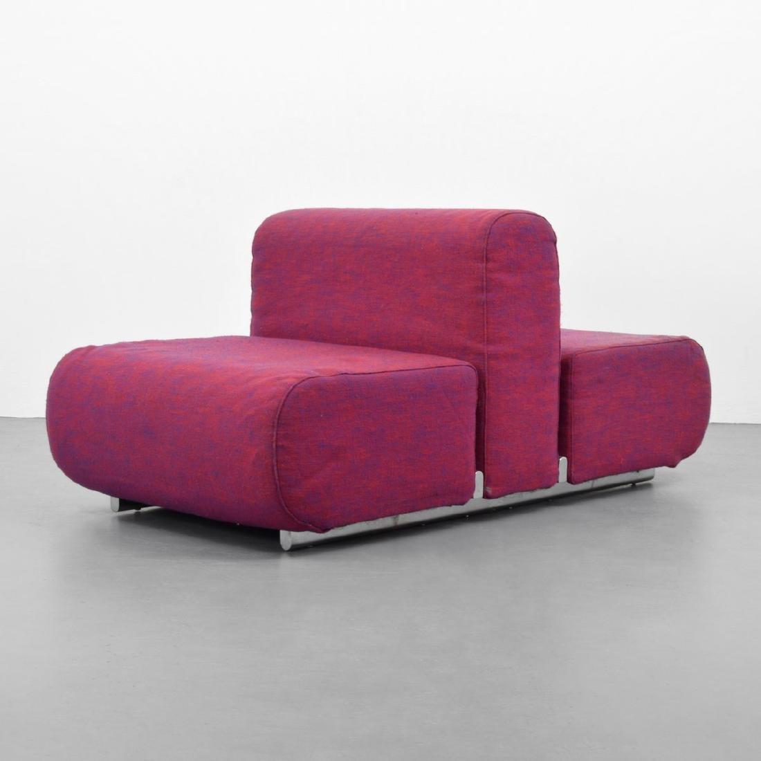 Kazuhide Takahama SUZANNE Double Lounge Chair