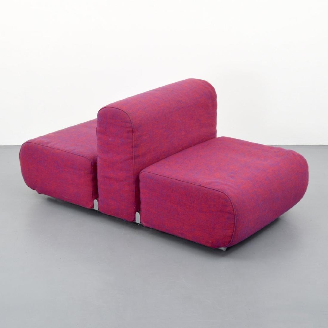 Kazuhide Takahama SUZANNE Double Lounge Chair - 2