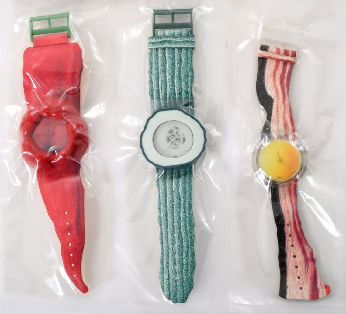 Swatch ONE MORE TIME Watches, Set of 3 - 3