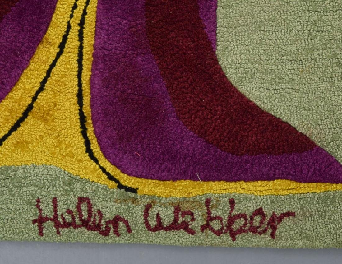 Helen Webber DANCERS Rug for Edward Fields - 2