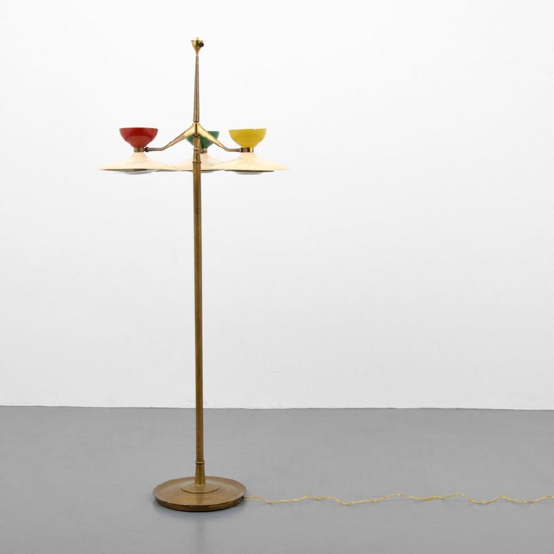 Floor Lamp, Manner of Arredoluce